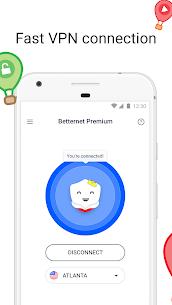 Betternet VPN Premium v5.3.1 APK