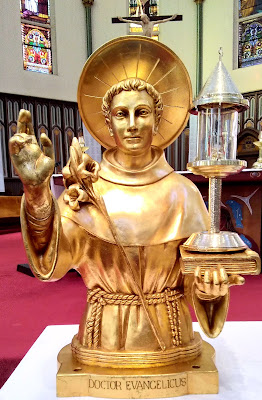 Relic of St Anthony de Padua