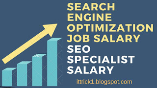 salary of seo specialist | what is the salary SEO specialist?