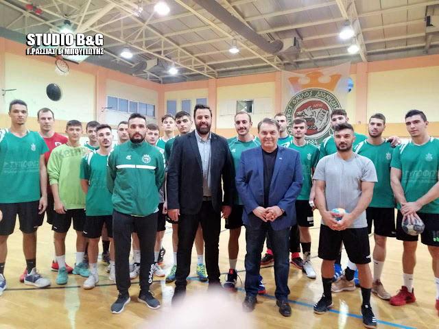 Δημήτρης Καμπόσος: Κάναμε αυτό που πρέπει για τον Διομήδη - Θα συνεχίσω να είμαι στο πλευρό σας