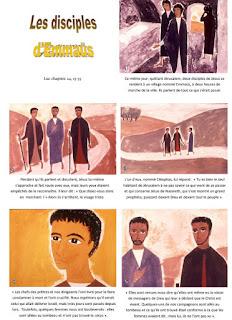 bd disciples d'Emmaüs