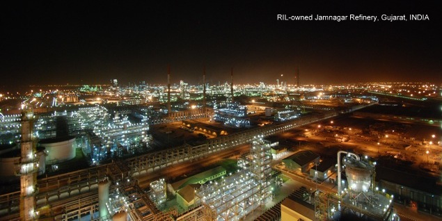 Saudi Aramco in talks for Acquiring 25 percent of Reliance's Refining Business