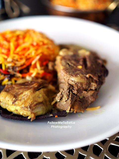 Lamb Mandi Rice