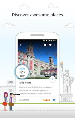 تحميل تطبيق Sygic Travel Maps Offline للملاحة والخرائط بدون انترنت للاندرويد
