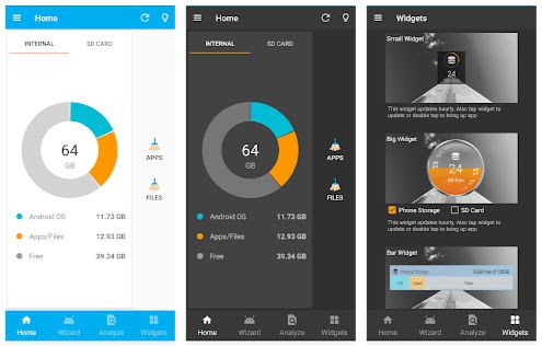 Storage Space Premium Apk