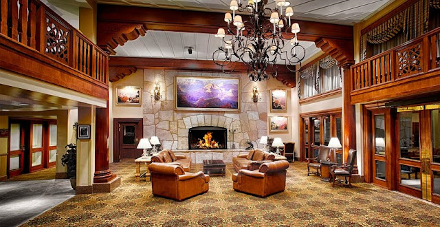 Hotéis no Grand Canyon na Califórnia