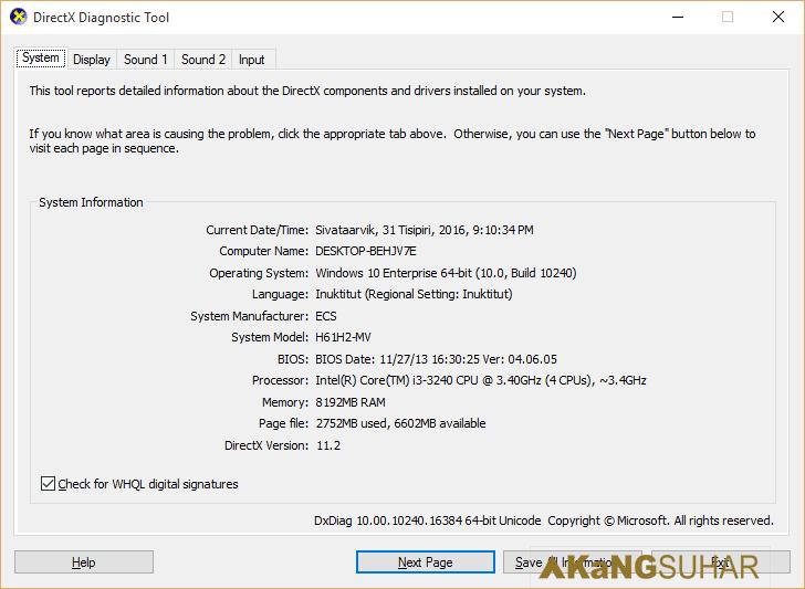 Download DirectX 2010-2011 OFFLINE Installer