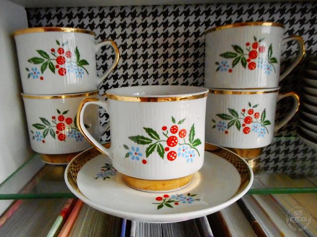 porcelaine vintage