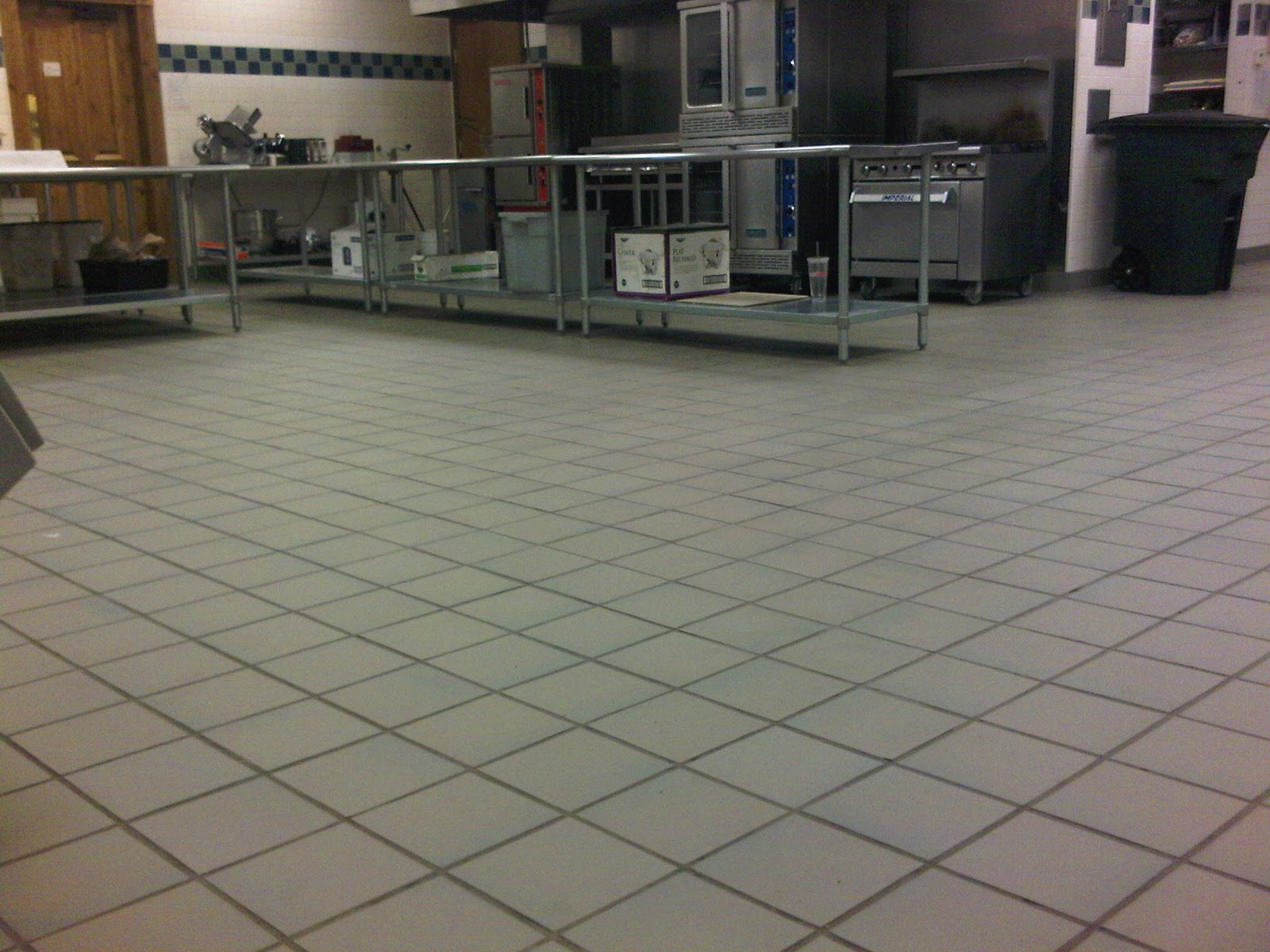 Beautifully Commercial Kitchen Tile That Breaks The Monotony
