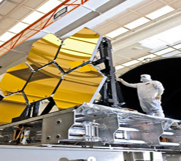 NASA's Webb Telescope