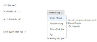 Cách tải khung nhận xét Facebook bằng button click