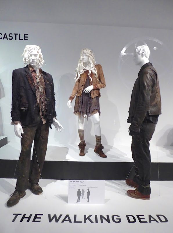 Walking Dead TV costumes