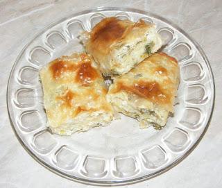 retete placinta cu praz si branza din bucataria macedoneasca, retete, retete de mancare, retete culinare, placinte,