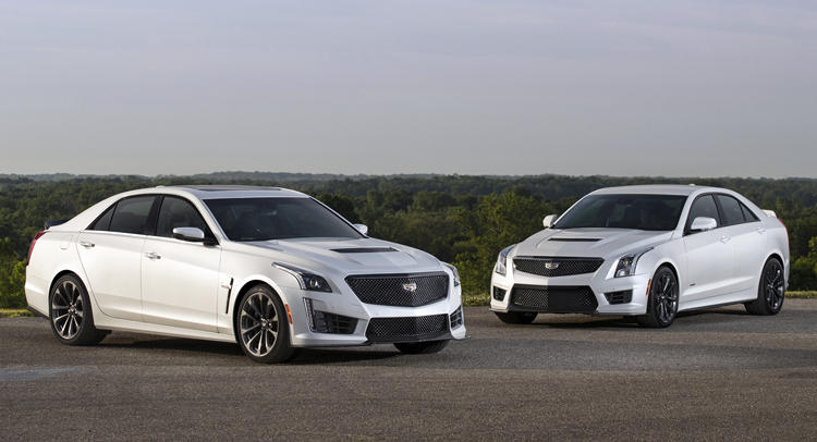 Cadillac Enhances ATS & CTS With New Carbon Black Sport Package