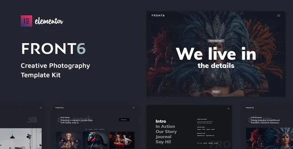 Best Creative Photography Template Kit