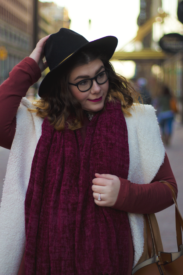 Single Digits, a look on katielikeme.com winter fashion, outfit, fashion
