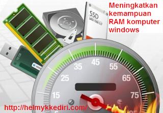 Menambah kapasitas RAM dengan Flashdisk4