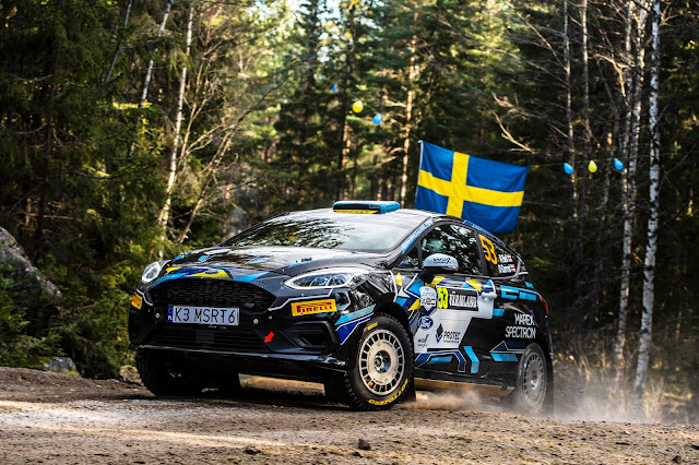 Junior World Rally Championship Ford Fiesta
