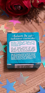 organique lip balm içerik