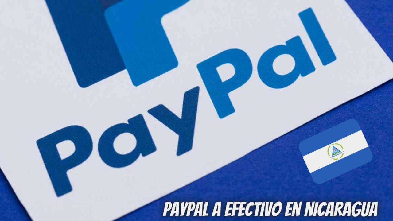 Como cobrar PayPal en Nicaragua