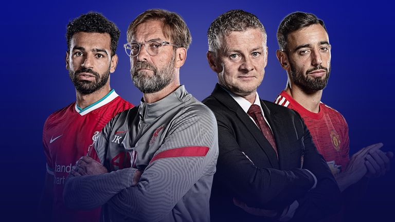 تشكيلة ليفربول ومانشستر يونايتد اليوم الأحد 2 مايو 2021 في قمة الجولة 34 من الدوري الإنجليزي