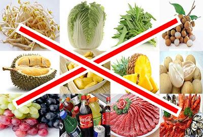 Pantangan Makanan Bagi Penderita Rematik Yang Harus Di Hindari