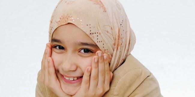 Jilbab yang Cocok Untuk Anak-Anak