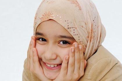 Memilih Jilbab yang Cocok Untuk Anak-Anak