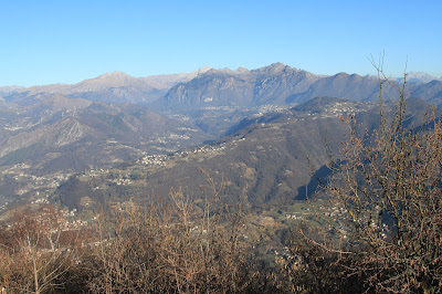 View north from Canto Alto
