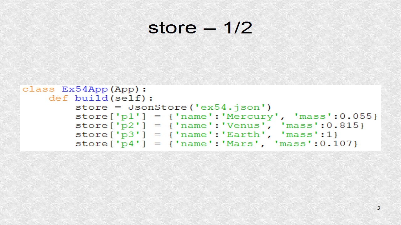 Mobile Programming in Python: July 2014