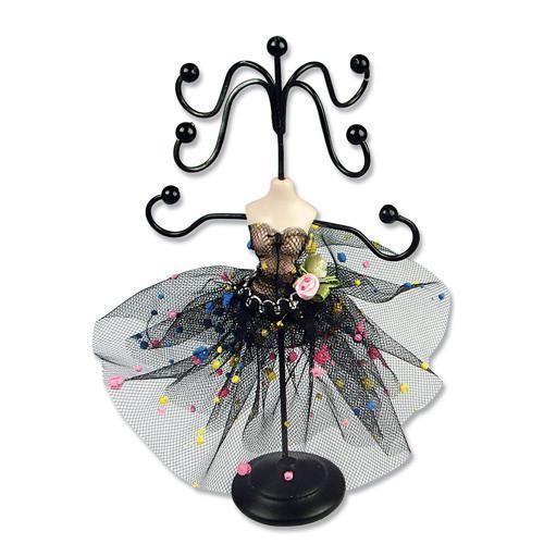 #NDF9723 Mini Doll Jewelry Display