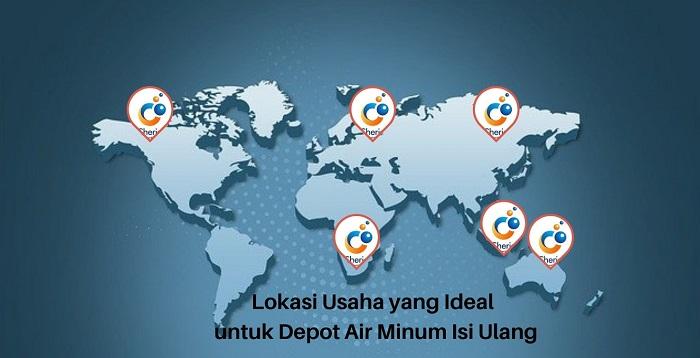 Menentukan Lokasi Usaha yang Ideal untuk Depot Air Minum Isi Ulang