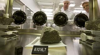 NASA Tackles Problem of Missing Moon Rocks
