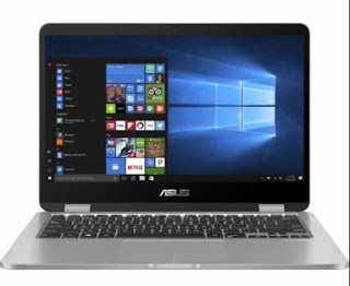 ASUS VivoBook Flip 14 TP401NA Driver Download Windows 10 64-bit