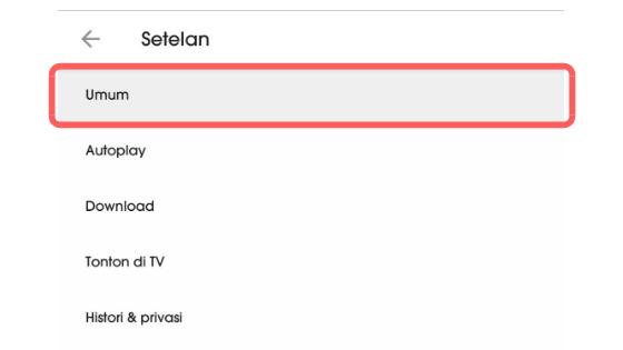 Cara mengaktifkan mode safe search google dan YouTube 4