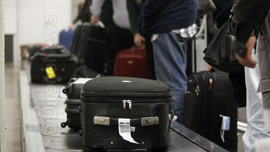 consumidor sua bagagem extraviada roubada direito