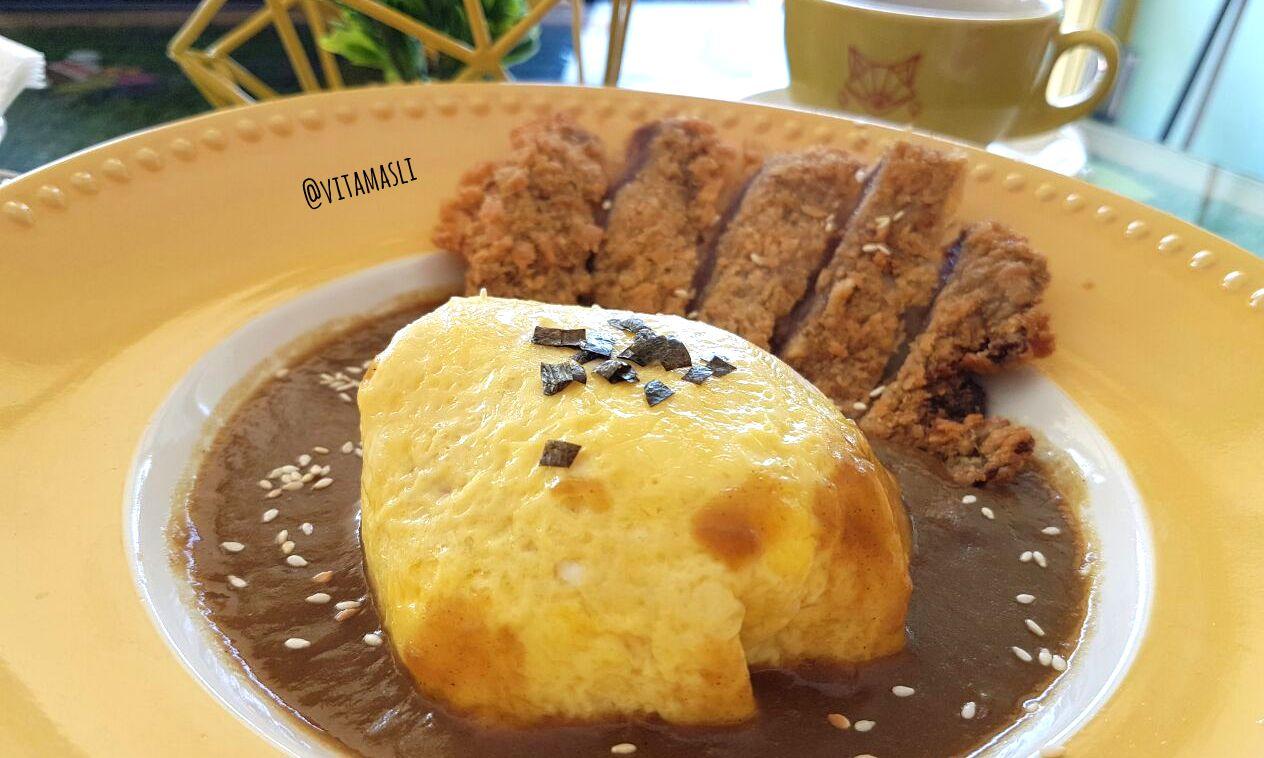Kyouchii Makassar cafe Jepang