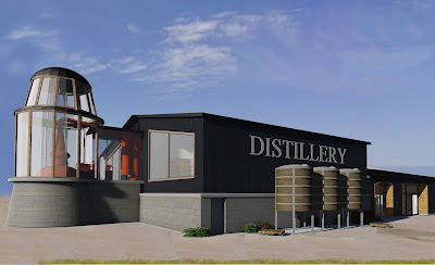 The Uist Distilling Company announces plans for new distillery