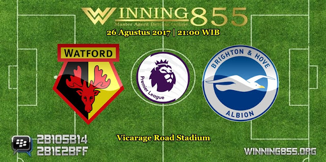 Prediksi Skor Watford vs Brighton