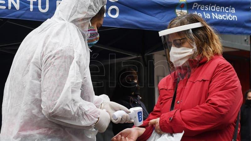 La provincia de Buenos Aires suma 4.419 casos de coronavirus y alcanza los 495.868 contagios