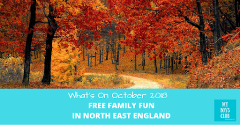 What's On Free for Families in the North East - October