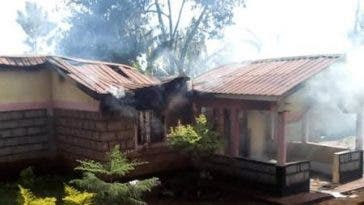 Woman sets husband house on fire for marrying 2nd wife