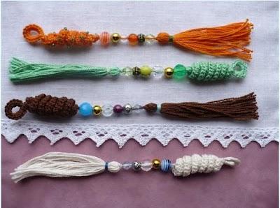 Como hacer un Amuleto de la Suerte en Crochet