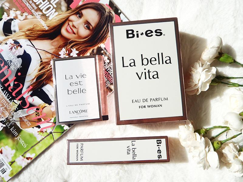 La Bella Vita, Lancome, Bies, perfumy kwiatowe