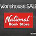 National Bookstore | Warehouse Sale