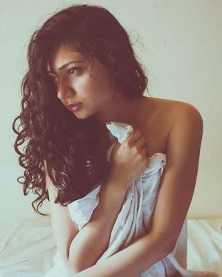 Gayathri Iyer Latest Hot Photoshoot in White Dress