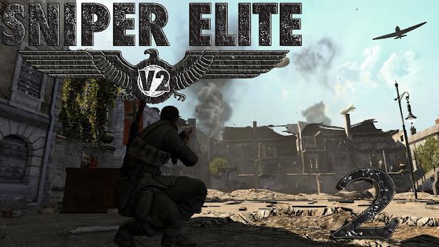 تحميل لعبة sniper elite 2 سنايبر إليت 2 للكمبيوتر برابط مباشر