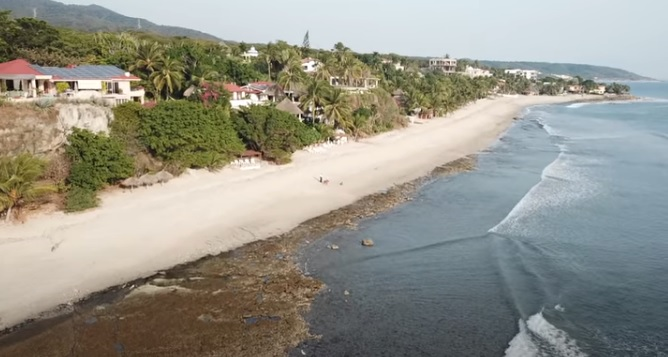 Playa Punta del Burro en Bahia de Banderas