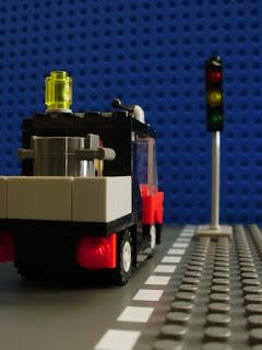 MOC LEGO Pequeno utilitário