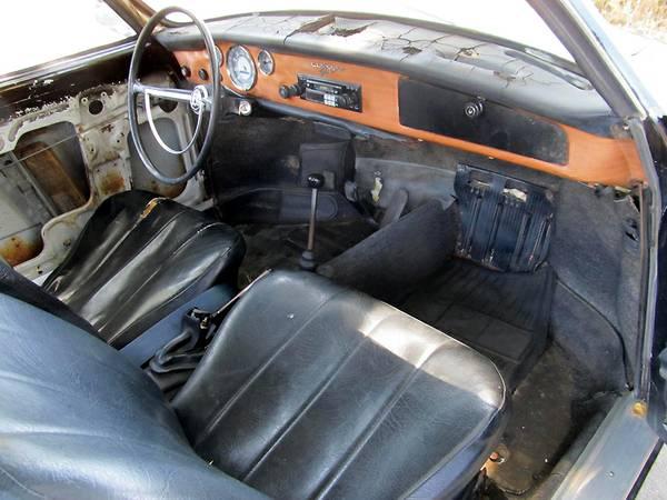 Volkswagen San Luis Obispo >> 1969 VW Karmann Ghia - Buy Classic Volks